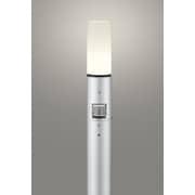 OG254662LC [LEDガーデンライト 電球色 白熱灯60W相当 ねじ込式 防雨型 人感センサ付 地上高1000]