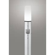 OG254662NC [LEDガーデンライト 昼白色 白熱灯60W相当 ねじ込式 防雨型 人感センサ付 地上高1000]