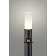 OG254663LC [LEDガーデンライト 電球色 白熱灯60W相当 ねじ込式 防雨型 人感センサ付 地上高700]