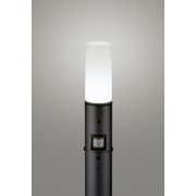 OG254663NC [LEDガーデンライト 昼白色 白熱灯60W相当 ねじ込式 防雨型 人感センサ付 地上高700]