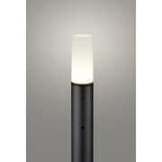 OG254665LD [LEDガーデンライト 電球色 白熱灯60W相当 ねじ込式 防雨型 明暗センサ付 地上高700]