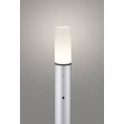OG254666LD [LEDガーデンライト 電球色 白熱灯60W相当 ねじ込式 防雨型 明暗センサ付 地上高700]