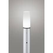 OG254666ND [LEDガーデンライト 昼白色 白熱灯60W相当 ねじ込式 防雨型 明暗センサ付 地上高700]