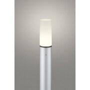 OG254668LD [LEDガーデンライト 電球色 白熱灯60W相当 ねじ込式 防雨型 地上高700]