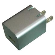 BAC1U10SGY [プレミアムシリーズ AC充電器 USB1ポート 1.0A スペースグレー]
