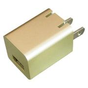 BAC1U10SGD [プレミアムシリーズ AC充電器 USB1ポート 1.0A ゴールド]