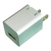 BAC1U10SSV [プレミアムシリーズ AC充電器 USB1ポート 1.0A シルバー]