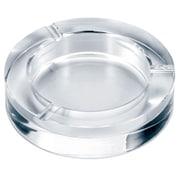 クリスタルガラス灰皿 サークルカット