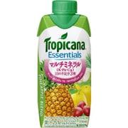 トロピカーナ エッセンシャルズ マルチミネラル 330ml×12本 [果実飲料]