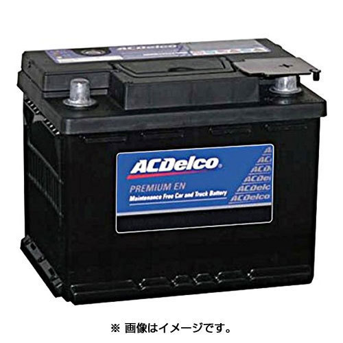 AC EN LBN1 [自動車用バッテリー 電解液注入済]