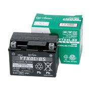 YTX4L-BS GSユアサバッテリー [バイク用バッテリー 電解液注入済]