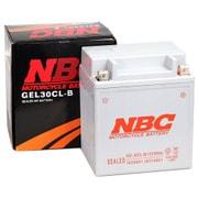 GEL 30CL-B [バイク用バッテリー 電解液注入済]
