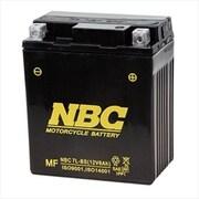 NBC 7L-BS [バイク用バッテリー 電解液注入済]