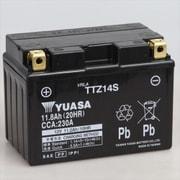 TTZ14S 台湾ユアサ [バイク用バッテリー 電解液注入済]