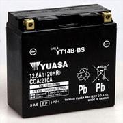 YT14B-BS 台湾ユアサ [バイク用バッテリー 電解液注入済]