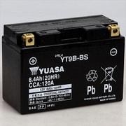 YT9B-BS 台湾ユアサ [バイク用バッテリー 電解液注入済]