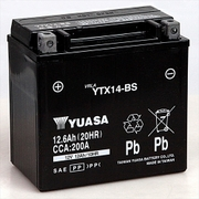 YTX14-BS 台湾ユアサ [バイク用バッテリー 電解液注入済]