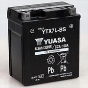 YTX7L-BS 台湾ユアサ [バイク用バッテリー 電解液注入済]