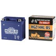 1401 HGZ14HL-BS [バイク用バッテリー 電解液注入済]