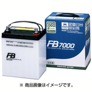 60B24L [FB7000 自動車用バッテリー 電解液注入済]
