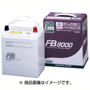85D23L [FB9000 自動車用バッテリー 電解液注入済]