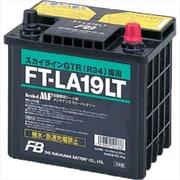 FT-LA19LT [自動車用バッテリー R34用 電解液注入済]