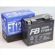 FT12B-4 [バイク用バッテリー 電解液注入済]