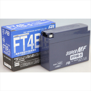 FT4B-5 [バイク用バッテリー 電解液注入済]