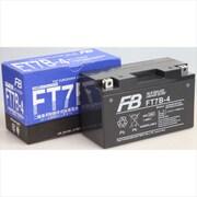 FT7B-4 [バイク用バッテリー 電解液注入済]