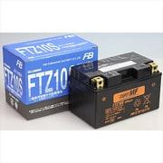 FTZ10S [バイク用バッテリー 電解液注入済]