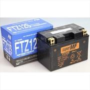 FTZ12S [バイク用バッテリー 電解液注入済]