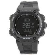 LAD006bk1 [GPS MASTER GPS/GPS心拍 腕時計/ アウトドア/ジョギング/ランニング/フィットネス]