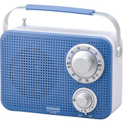 RAD-T380N-A [キッチン・シャワーラジオ 単二3本使用 ブルー]