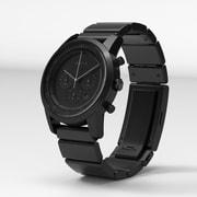 WN-WC01B [wena wrist(ウェナ リスト) Chronograph(クロノグラフ) ブラック]