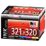 INK-C321+320-5PNB [キヤノン 互換インク 321320 5P]