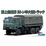 陸上自衛隊 3・1/2t 大型トラック [1/72 ミリタリーシリーズ No.8]