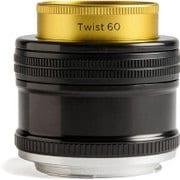 レンズベビー Twist 60 キヤノンEFマウント [ポートレートレンズ 焦点距離60mm F2.5]