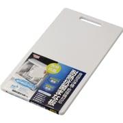 耐熱抗菌まな板LL ホワイト [420×230×12mm]