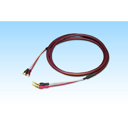 SPC-850Y-Y(2.0m) [金メッキ端子付スピーカーケーブル Yラグ付モデル]