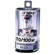 HHC12170100 [IPF ハイワッテージバルブ H4 12V 170/100W]
