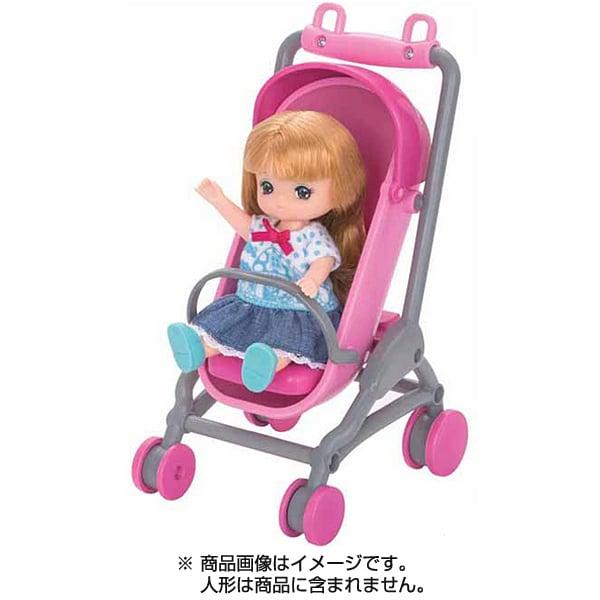リカちゃん LF-11 おせわベビーカー [対象年齢:3歳~]