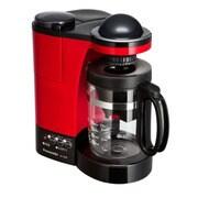 NC-R400-R [ミル付き 浄水 コーヒーメーカー レッド]