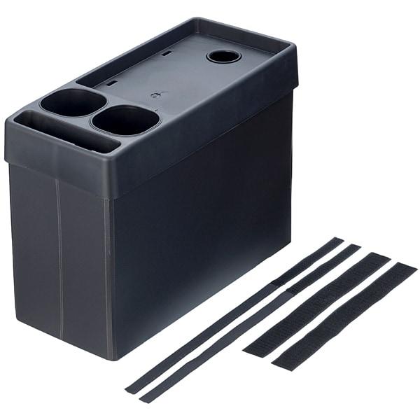 EB-172 [コンソールトレイ&ボックス ブラック]