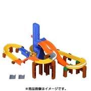 トミカシステム 5WAYダブルリフトどうろセット(初回版) [対象年齢 3歳~]