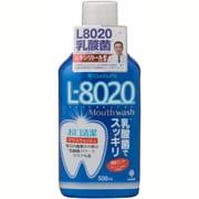 クチュッペ L-8020 マウスウォッシュ 爽快ミント [洗口液 500ml]