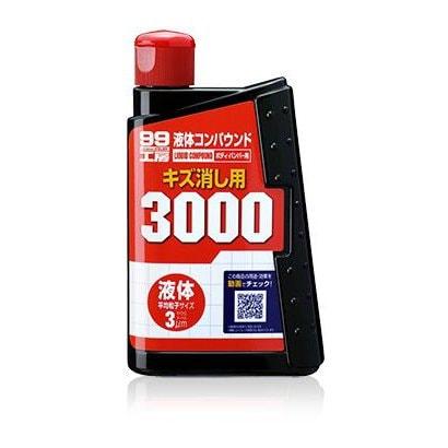 09144 [液体コンパウンド3000 300ml]