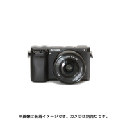 ソニーα6300用 張り革キット ブラック