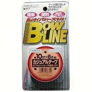 BL-111 [ボウ・ライン カジュアルテープ 幅10mm×巻6m ホワイト]