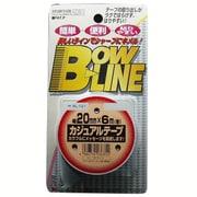 BL-121 [ボウ・ライン カジュアルテープ 幅20mm×巻6m ホワイト]