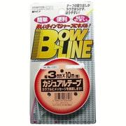 BL-131 [ボウ・ライン カジュアルテープ 幅3mm×巻10m ホワイト]